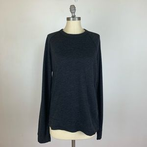 James Perse Black Sweater